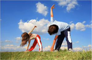 Early Years Exercise Key To A Healthier Life