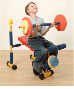 childhood workout exercises