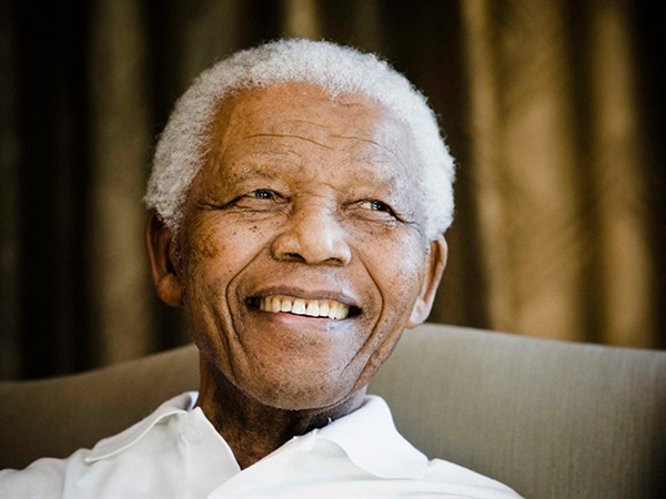 Nelson Mandela, The Leader I Never Met