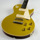 Ramos Guitars - gold top 1