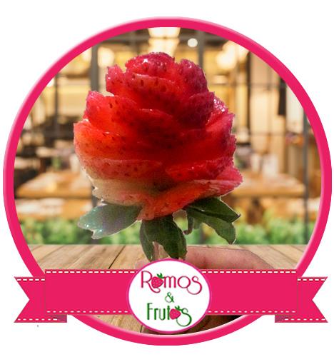 Rosa de Fresa
