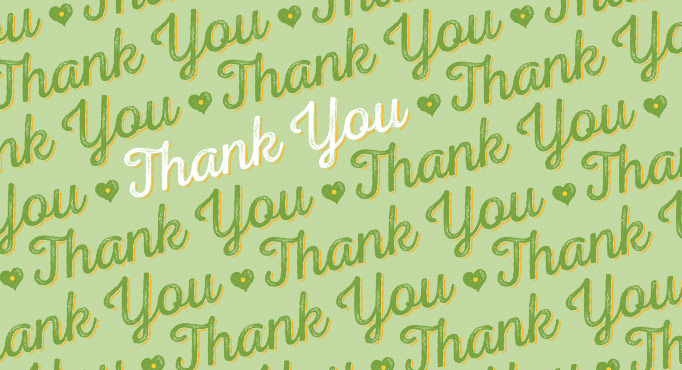 THE DONOR THANK YOU. 5 TIPS TO CONNECT AND INSPIRE.