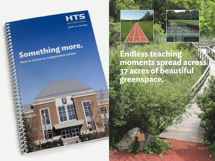 HTS brochure - Something more