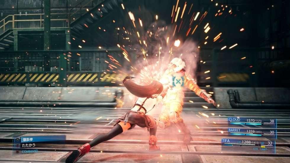 Почти два десятка новых скриншотов ремейка Final Fantasy VII