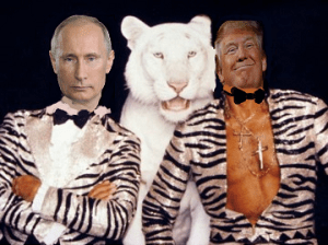 Putinstein and Trumpoy