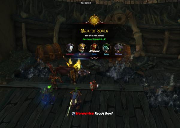 Obtaining the Maw of Souls screenshot