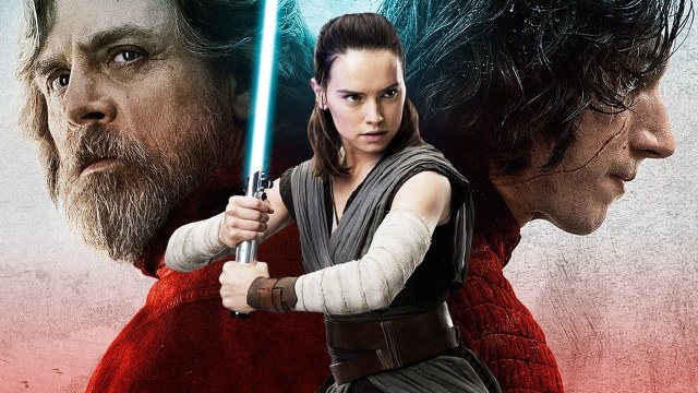 The Last Jedi poster image
