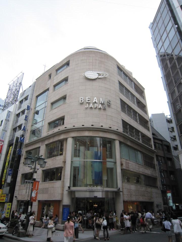 Beams_Shinjuku