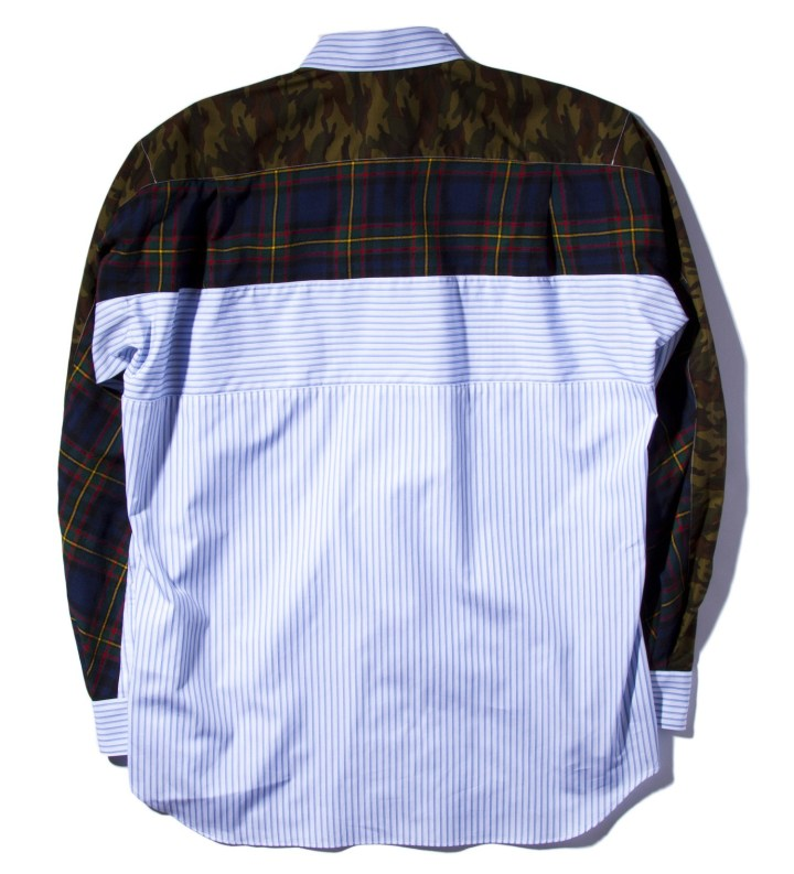 CDG_SHIRT_Mix_Pattern_Stripe_Shirt-2