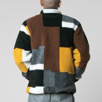 John Elliott: just a fleece with rectangles on it?