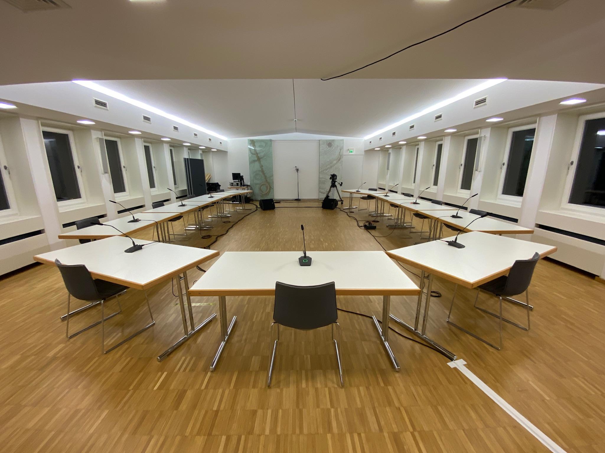 Hybrid-Event Stadt Dortmund