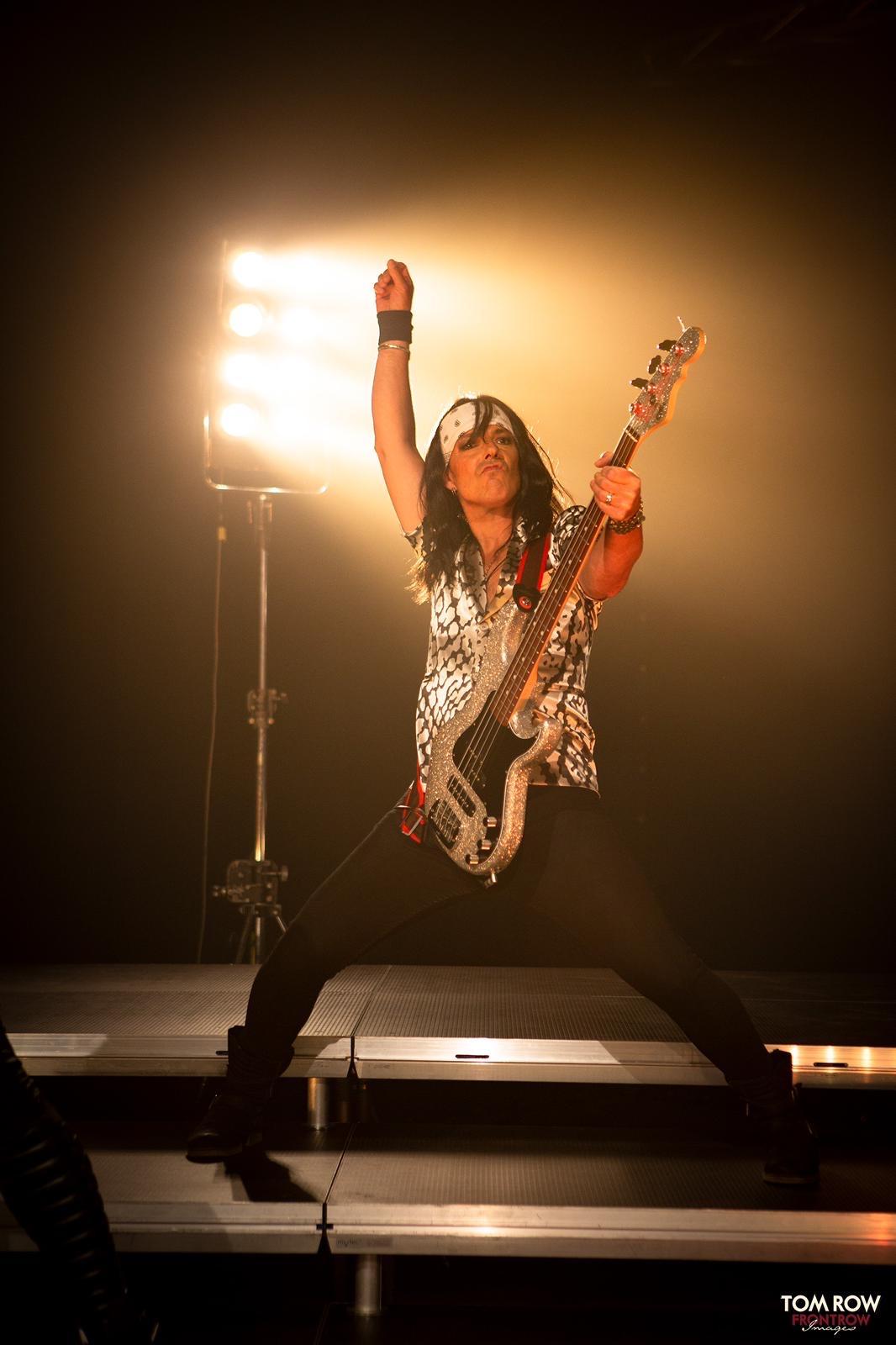 John Diva & the Rocket of Love Videodreh Bühnentechnik