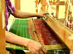 Pochampalli Silk Saree