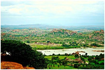 Kishkinda Hills, Hampi