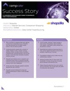 Success Story Shopzilla