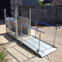Wheelchair For Rent Quatropi Swing Chair Event Access Ramps 4