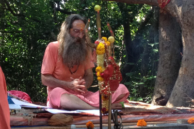 Diwali 2014 Retreat with Baba Rampuri