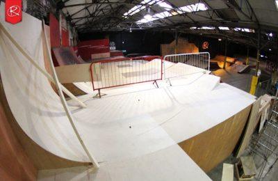 Rampworx Liverpool Foam Pit 48