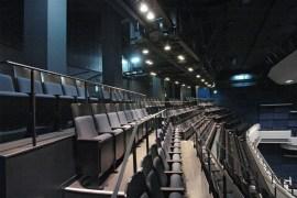 舞台が近く臨場感にあふれる3階席