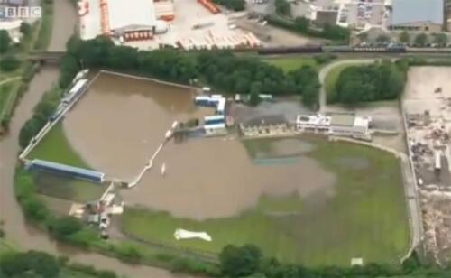 Flood 2012