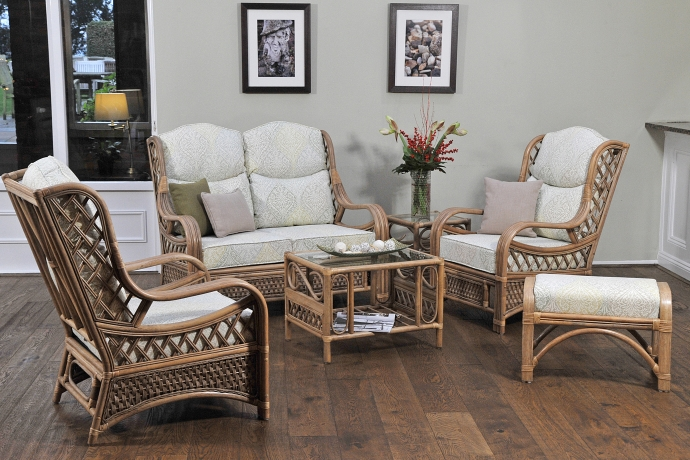 Daro Cane Quebec Conservatory Furniture for sale