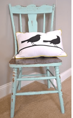 distressed kitchen chairs az cabinets diy vintage ramshackle glam wood distressing basics