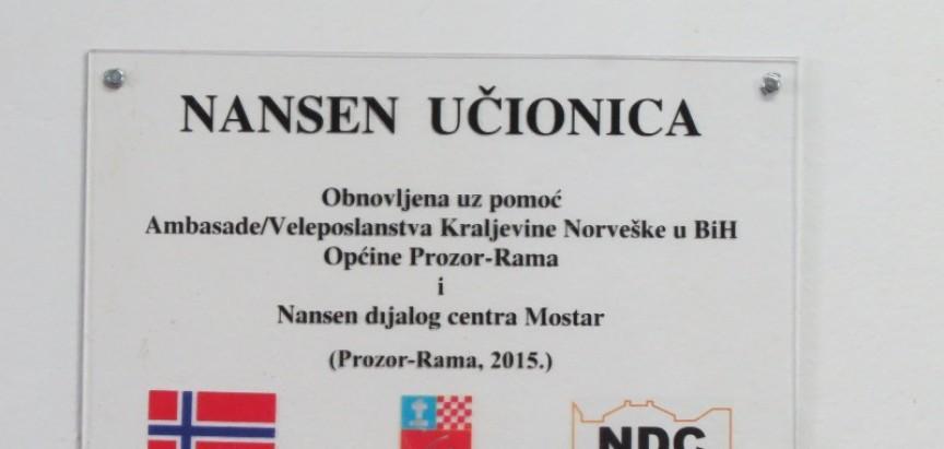 "U Prozoru predstavljen program ""Nansen model za integralno obrazovanje"""