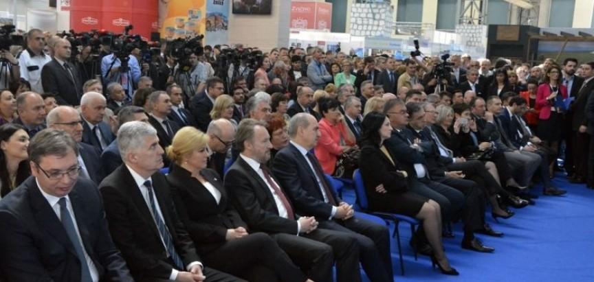 FOTO: Svečanom ceremonijom otvaranja počeo je 19. međunarodni sajam gospodarstva – Mostar 2016.