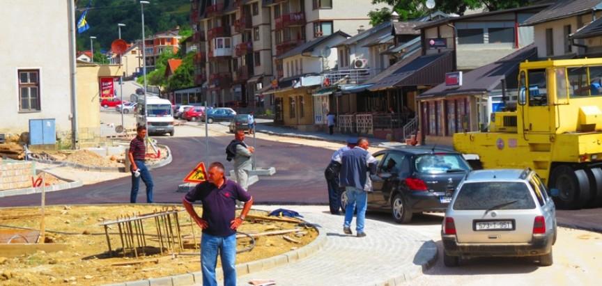 Foto: Radovi u Jaklićima