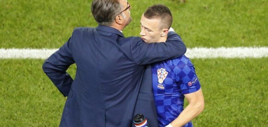Perišić u poluvremenu žučno raspravljao s Čačićem: 'Ja sam pogriješio'