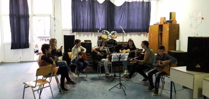 FOTO: Održana svečanost povodom završetka Glazbene radionice