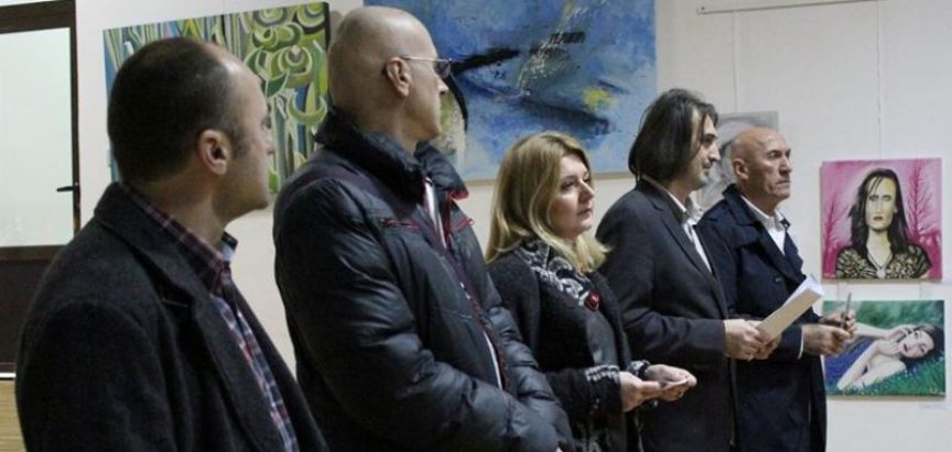 """Antonio Džolan osvojio """"Grand prix"""" nagradu na 14. Bugojanskom likovnom bijenalu"""