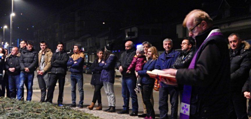 FOTO: Upaljena druga adventska svijeća