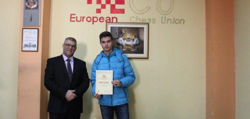 Završena Kadetska liga Šahovskog saveza Herceg-Bosne za 2016. godinu