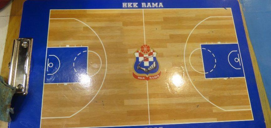 FOTO: Prijateljski susret juniora HKK Rama i KK Cedevita Zagreb