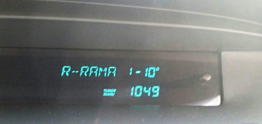 Niske temperature u Rami