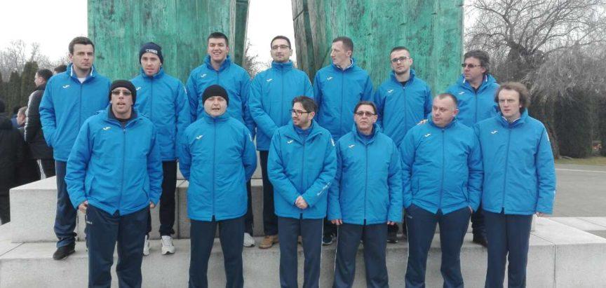 U tijeku je Europsko prvenstvo svećenika u malom nogometu