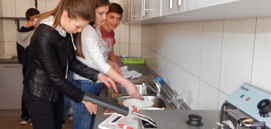 Tri, dva, jedan, kuhaj i poslužuj!