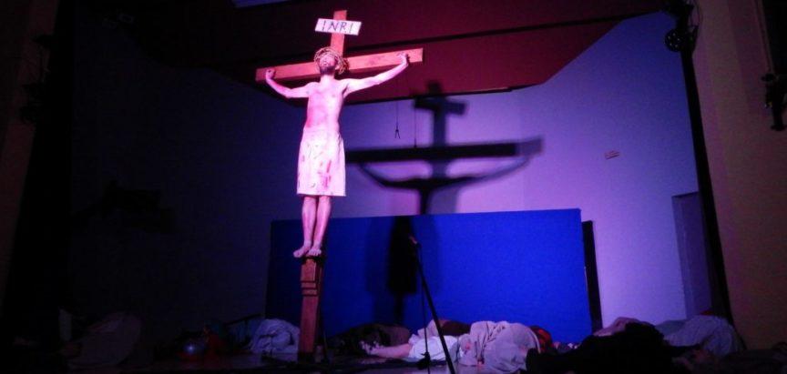 """Foto: Izvedena """"Muka Gospodina našega Isusa Krista"""""""