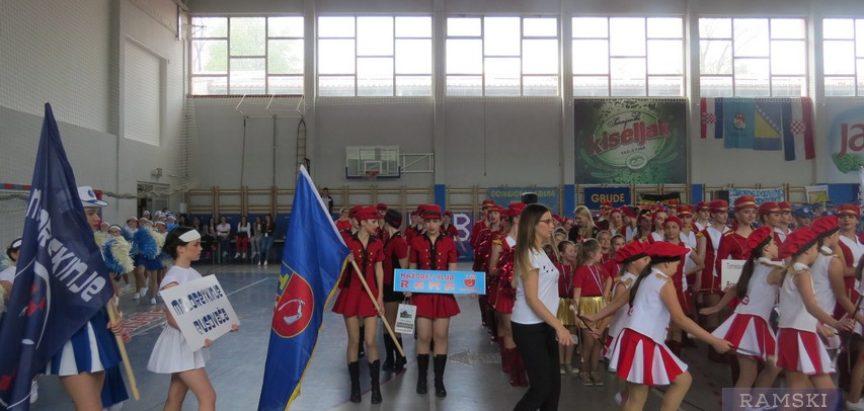 FOTO: XV. Državno prvenstvo mažoretkinja: Barbara Bilić osvojila broncu !