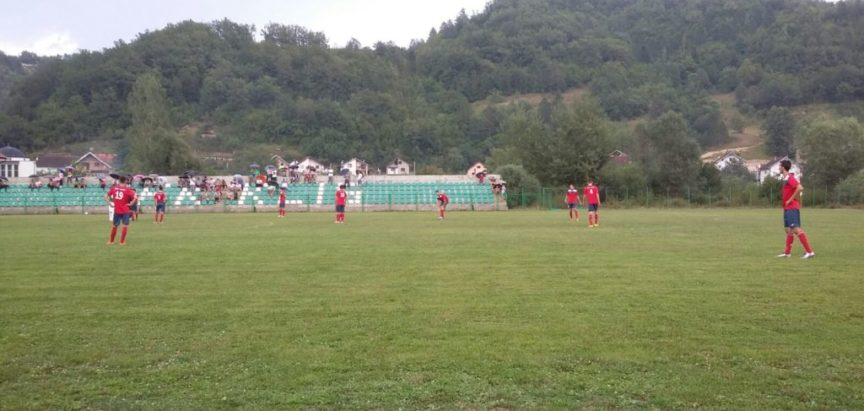 """Foto: Nogometaši HNK """"Rama"""" izgubili u kup utakmici"""