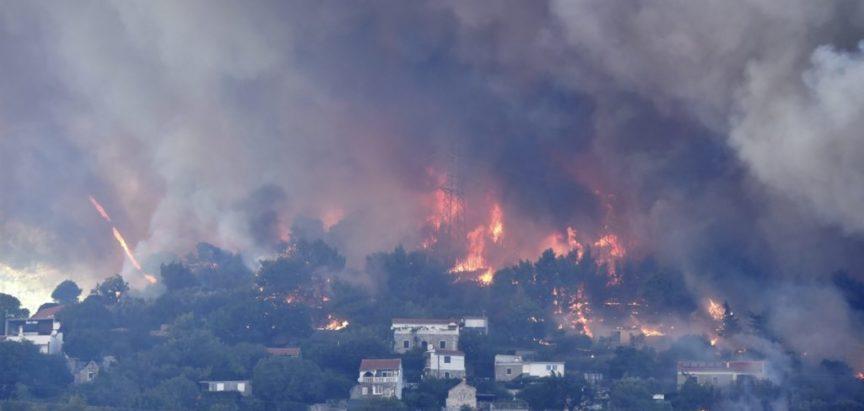 Dalmacija u plamenu