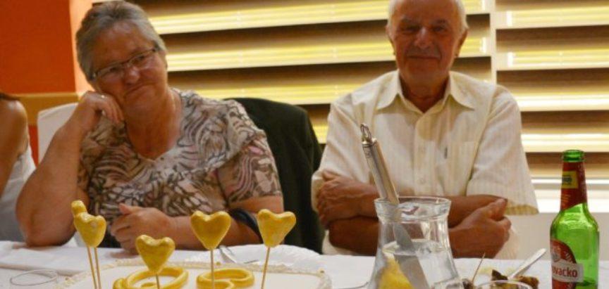 Zlatna obljetnica Alojzija i Anice Stojanović