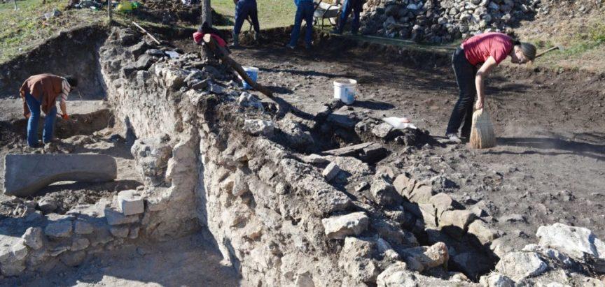 Na Gracu arheološka istraživanja u punom jeku