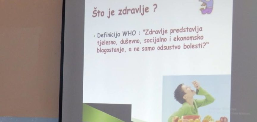 """Dom zdravlja """"Rama"""" završio prvi obilazak OŠ na području općine Prozor-Rama"""