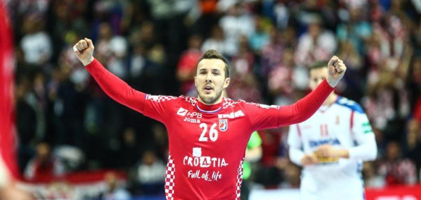 Na otvaranju Europskog prvenstva Hrvatska razbila Srbiju