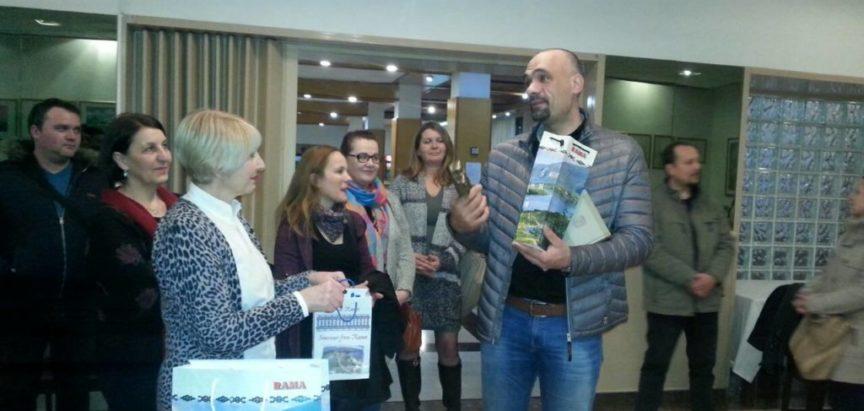 """Foto: Ramska """"Mećava"""" oduševila publiku u Kninu"""