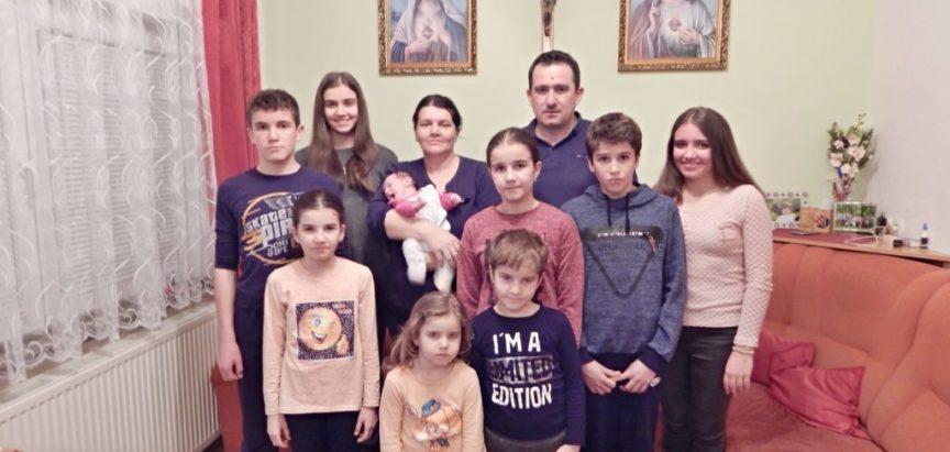Deveto dijete u obitelji Tomić iz Jaklića