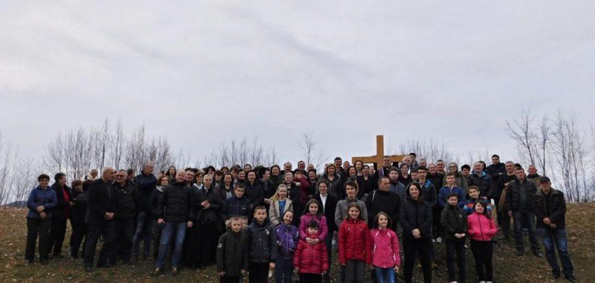 Četvrta korizmena nedjelja: Križni put na Gradac kao posebna simbolika stradanja vjernika uzdolske župe