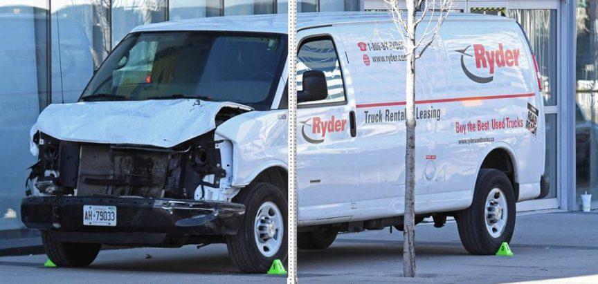 Identificirali napadača u Torontu
